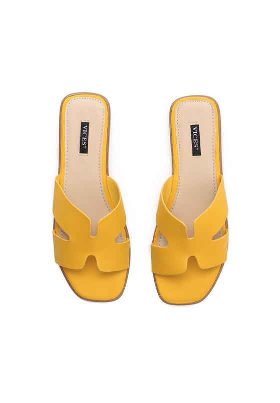 Żółte Klapki LoveGame