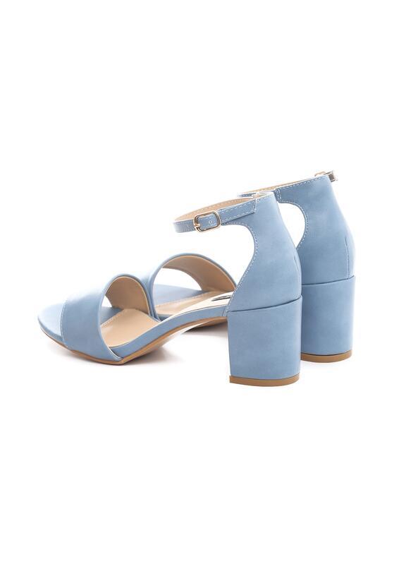 Niebieskie Sandały Cabaret