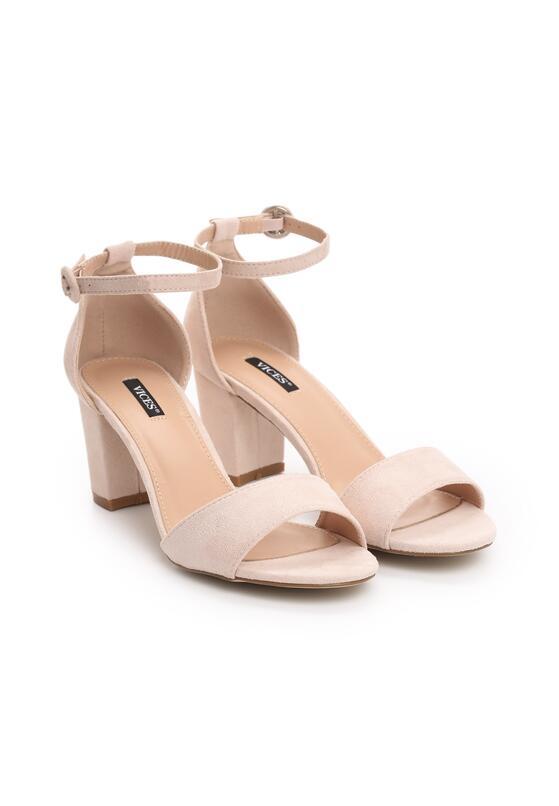 Beżowe Sandały Principled