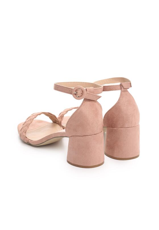 Różowe Sandały Undisguised
