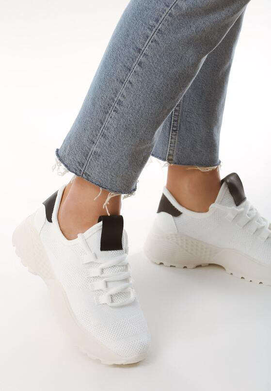 Białe Sneakersy Caseharden