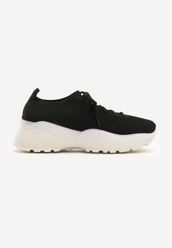 Czarne Sneakersy Bewray