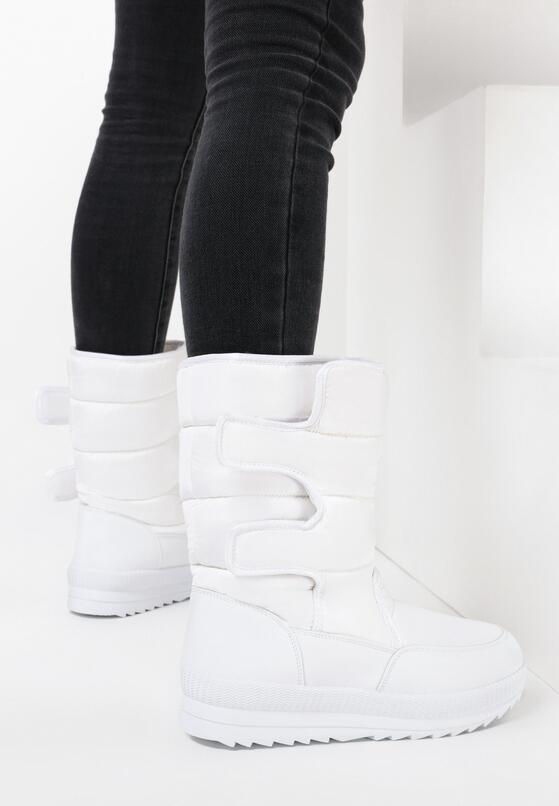 Białe Śniegowce Eluwina