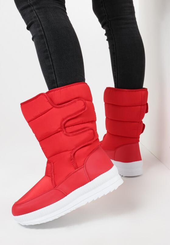 Czerwone Śniegowce Eluwina