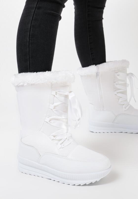 Białe Śniegowce LaSalle