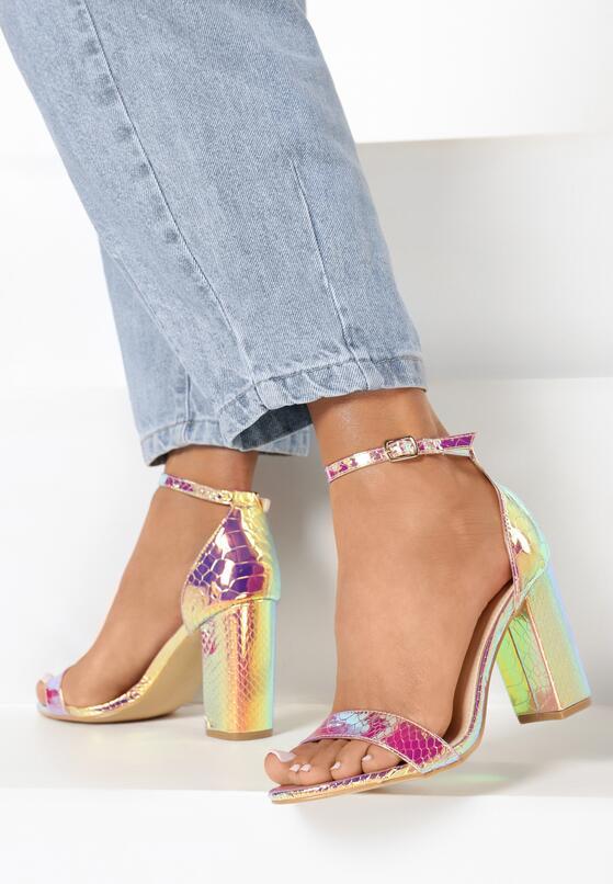 Złote Sandały Jennigana