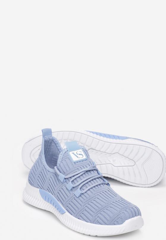 Niebieskie Buty Sportowe Westtide