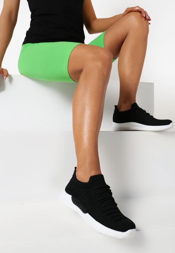 Czarne Buty Sportowe Adrearene