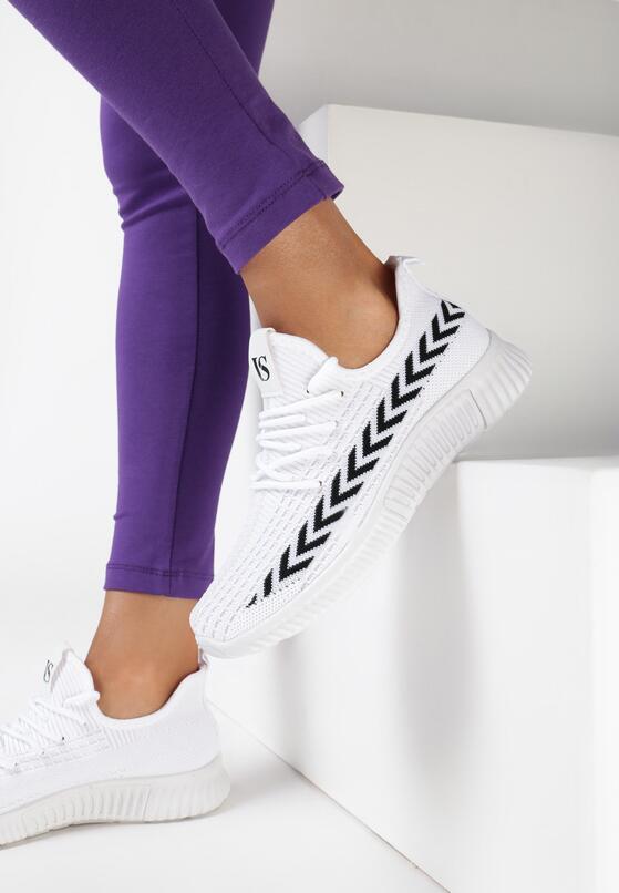 Białe Buty Sportowe Lucency w Born2be.pl
