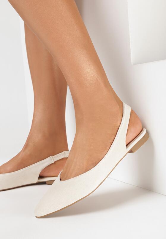 Beżowe Sandały Arrilla