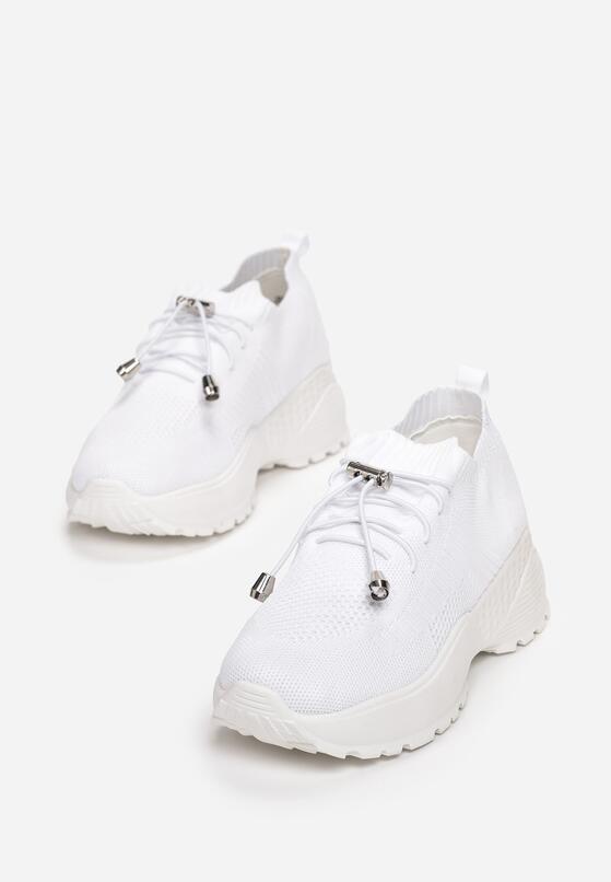 Białe Sneakersy Amaliteia