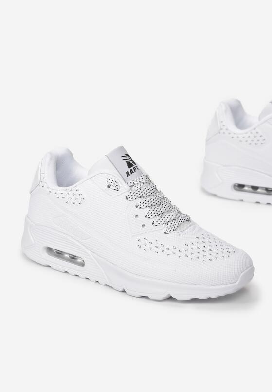 Białe Buty Sportowe Narilure