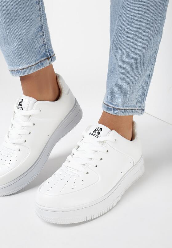 Białe Buty Sportowe Covenroar