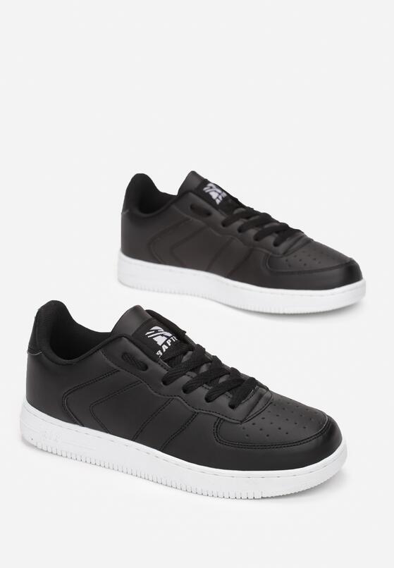 Czarno-Białe Buty Sportowe Deepmark