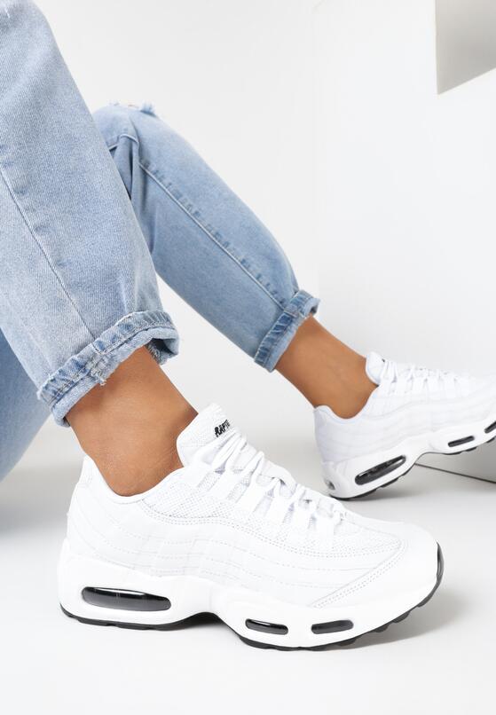 Białe Buty Sportowe Caliseise