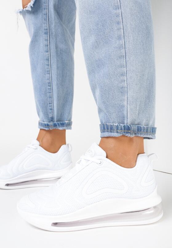 Białe Sneakersy Ethemisa