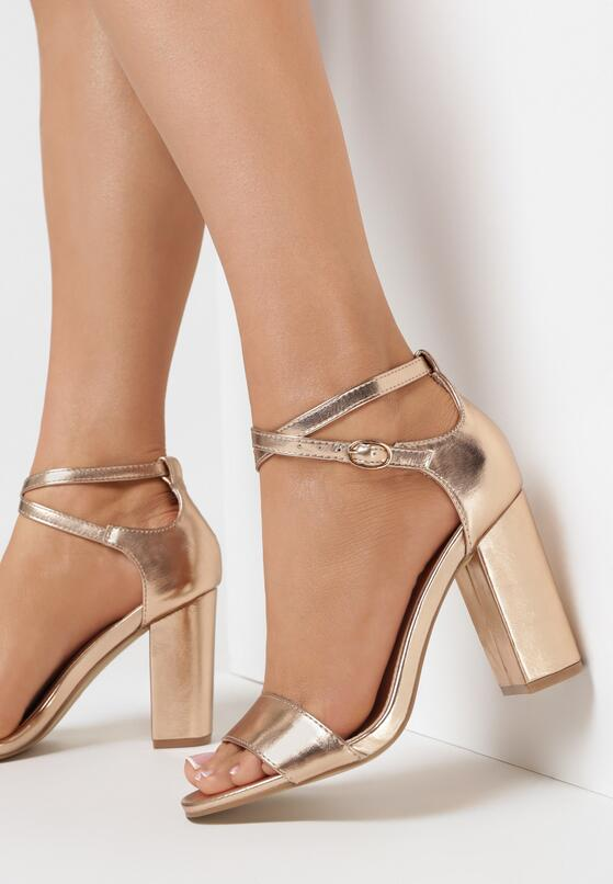 Szampańskie Sandały Sabriphite