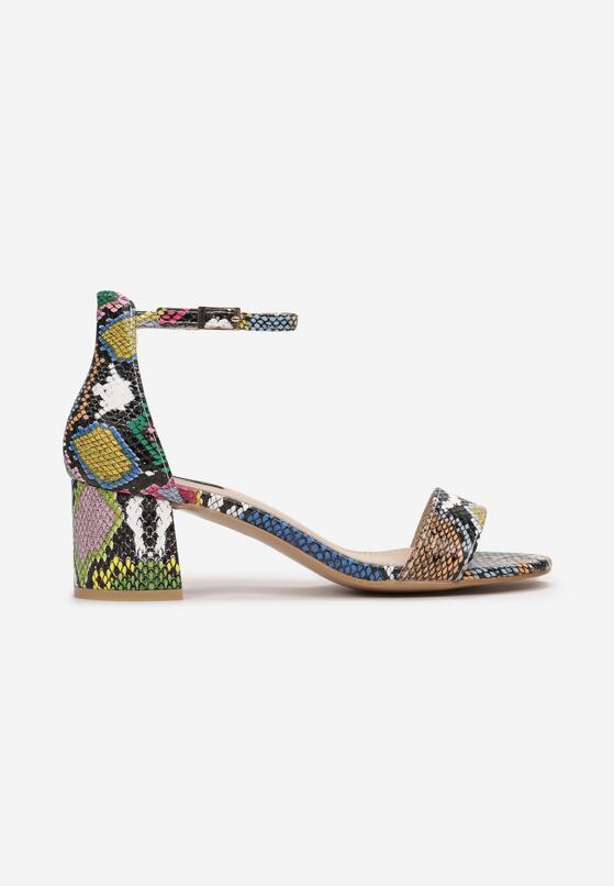 Wężowe Sandały Loreria