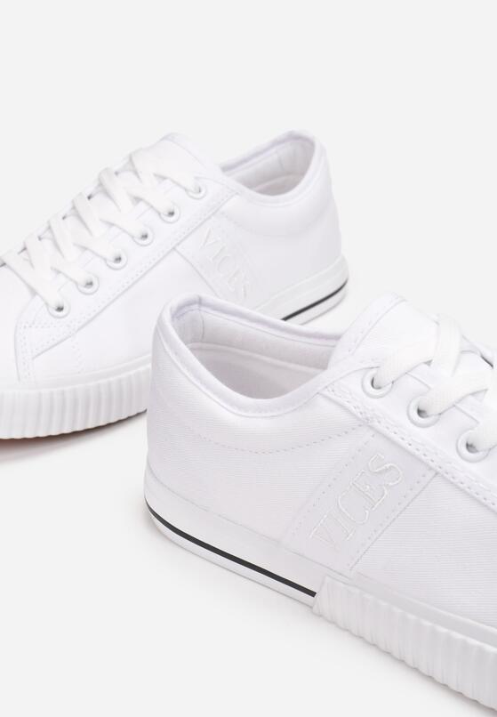 Białe Buty Sportowe Corraney
