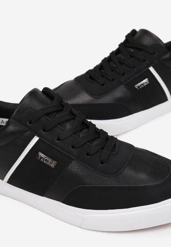 Czarne Buty Sportowe Acalenaera