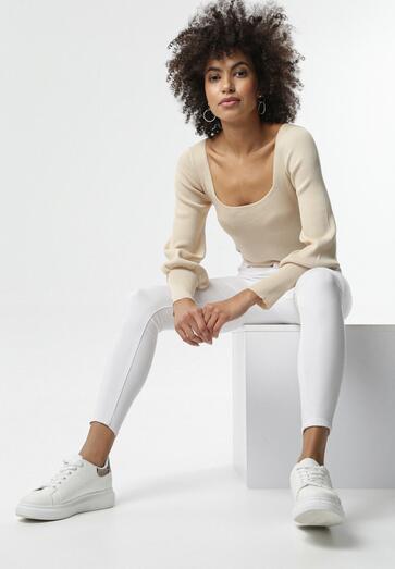 Białe Spodnie You Are On My Mind