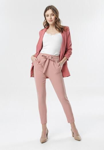 Różowe Spodnie Avaviane