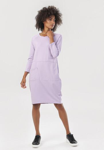 Jasnofioletowa Sukienka Rachiel