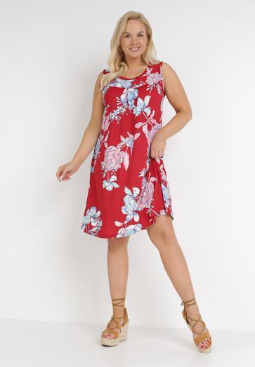 Czerwona Sukienka Cirophis