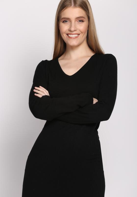 Czarna Sukienka Grant