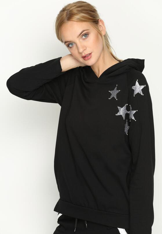 Czarna Bluza Few Stars