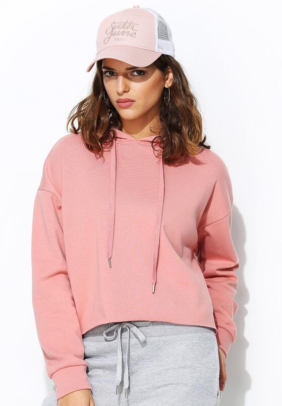 Różowa Bluza Wooble