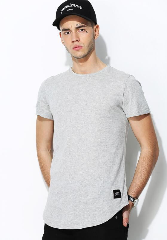 Szara Koszulka Efficiency