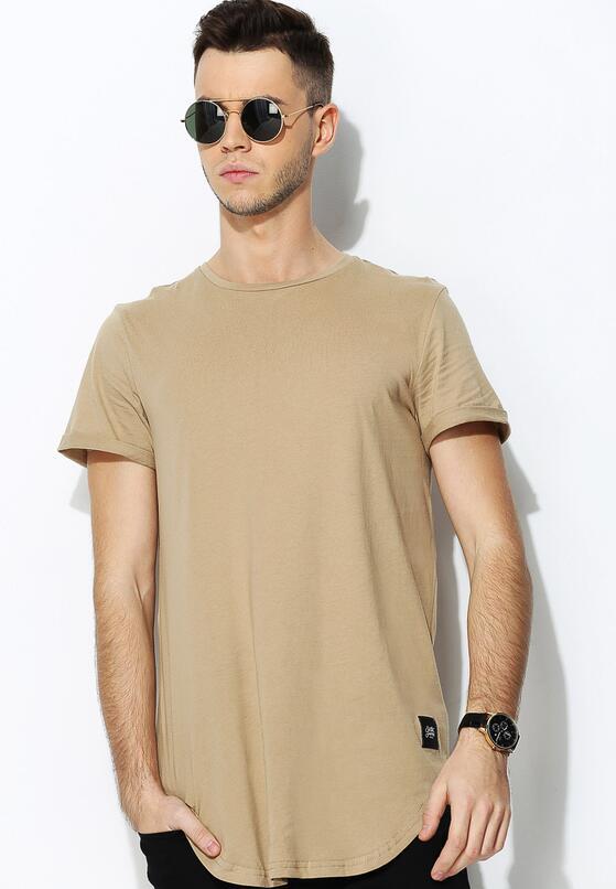Beżowa Koszulka Efficiency