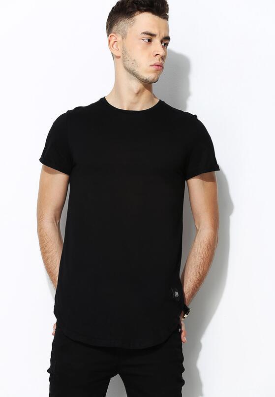 Czarna Koszulka Efficiency