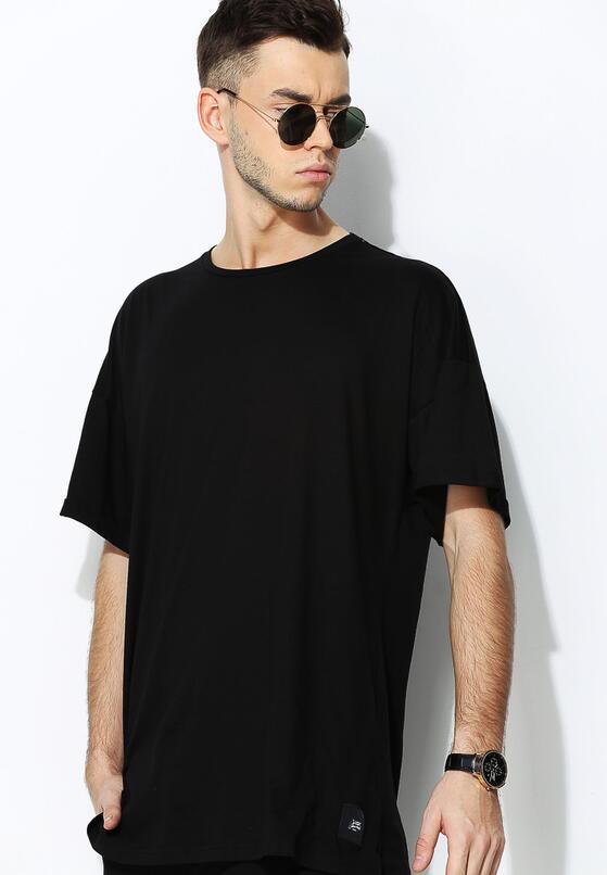 Czarna Koszulka Stay Woke