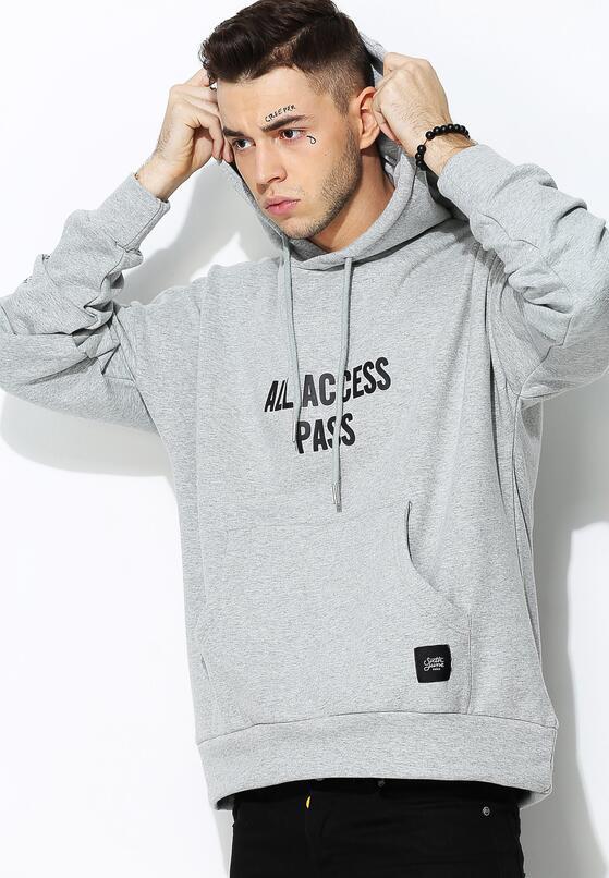 Szara Bluza Easy Access