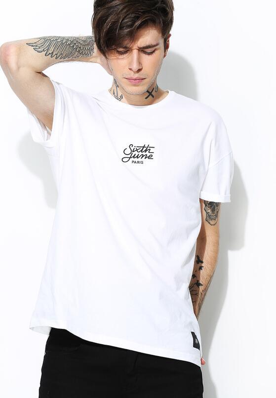 Biała Koszulka Lackaday