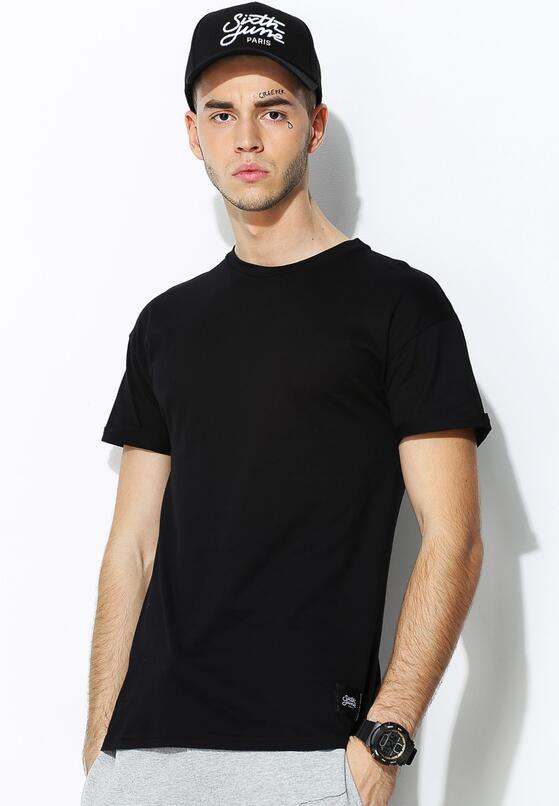 Czarna Koszulka Assistance