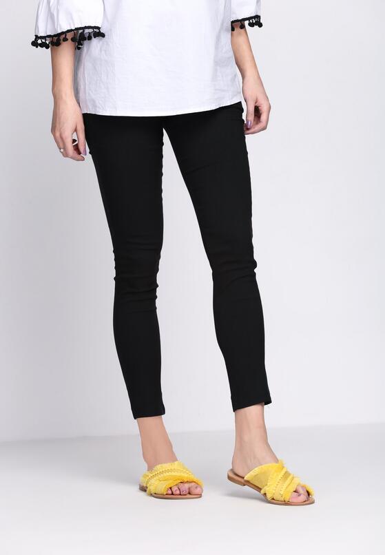 Czarne Spodnie Nualla