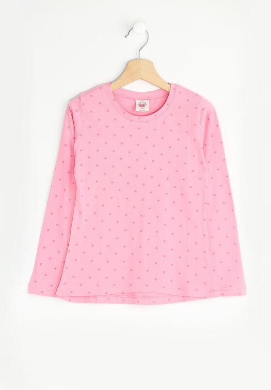 Różowa Bluzka New Pearl