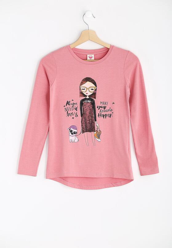 Różowa Bluzka My Dreams