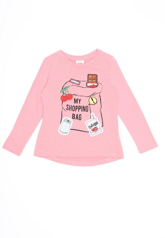 Różowa Bluzka Candy Girl