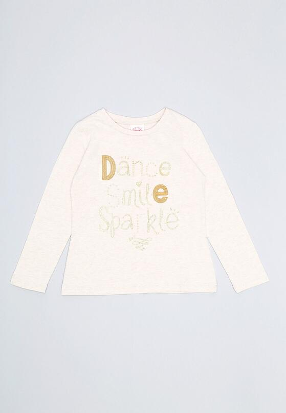 Beżowa Bluzka Let Dance