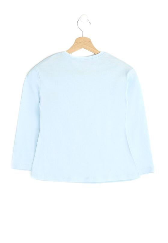 Niebieska Bluzka Glow