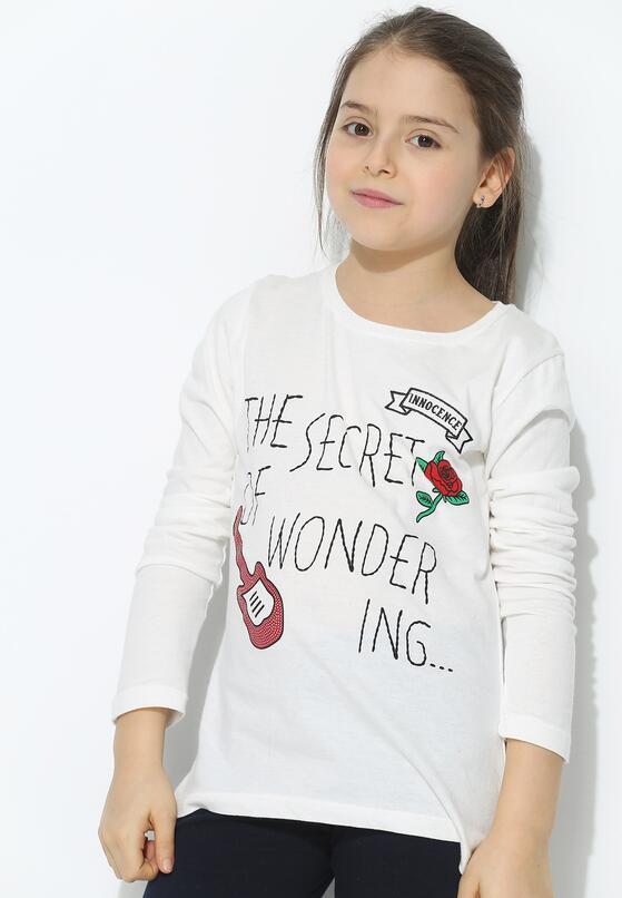 Biała Bluzka Wonder