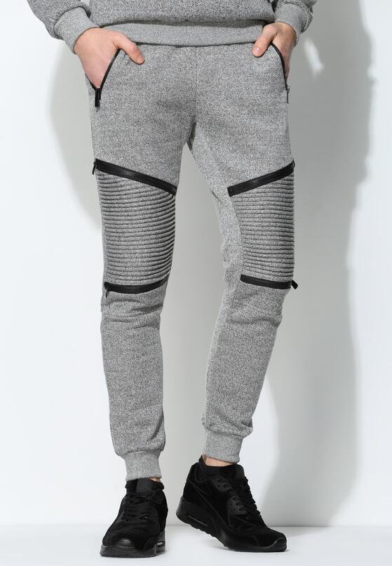 Szare Spodnie Dresowe Too Good