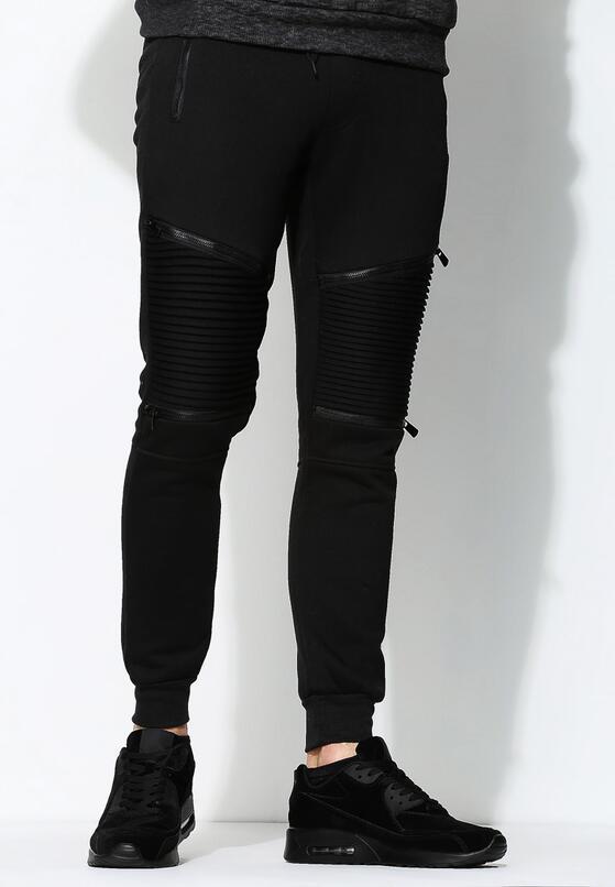 Czarne Spodnie Dresowe Too Good