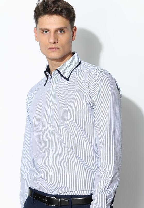 Ciemnoniebieska Koszula Granate