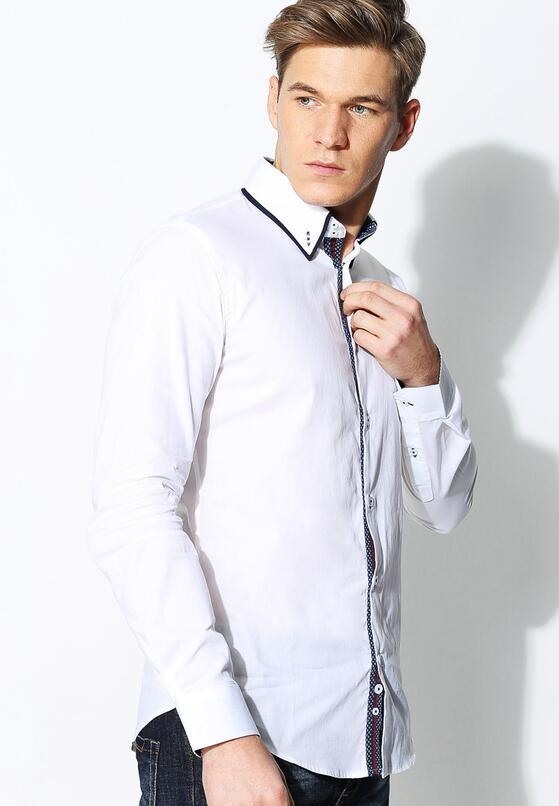 Biała Koszula White Details