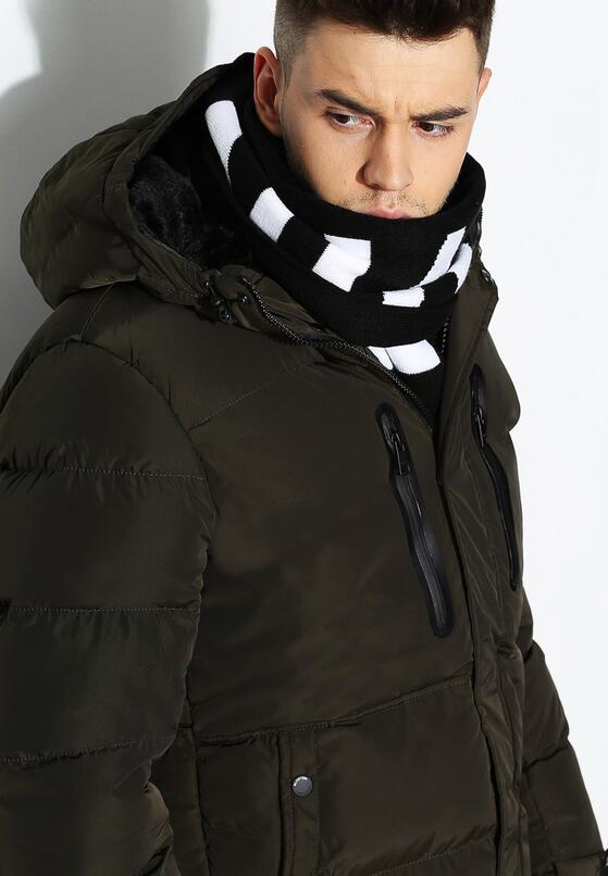Brązowa Kurtka Snowy Cloth